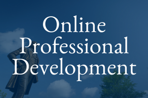 Online Professional Development Icon