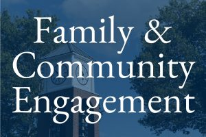Family & Community Engagement Icon