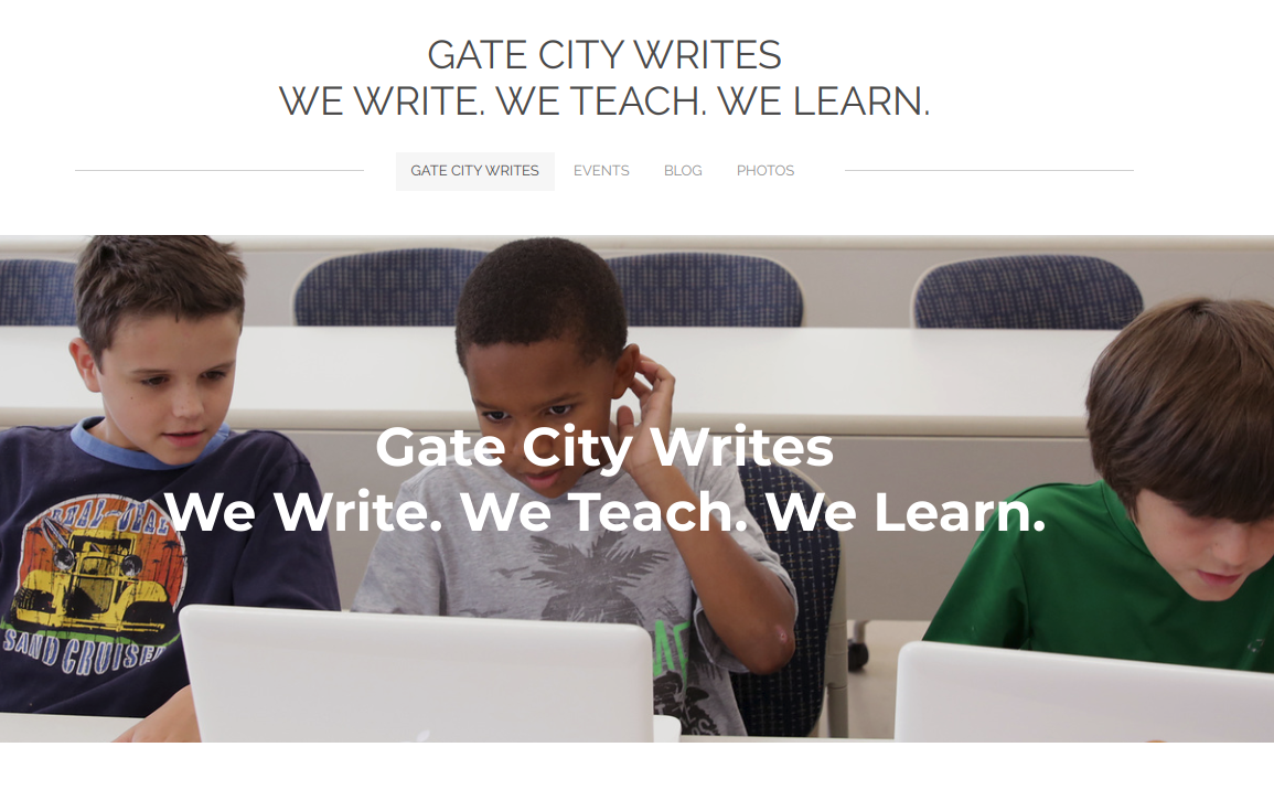 Gate City Home Page image
