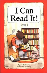 """""""I Can Read It"""""""