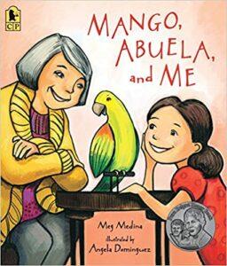 """Mango, Abuela, and Me"""
