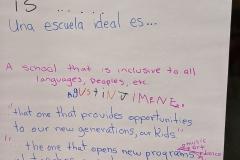 An Ideal School is....