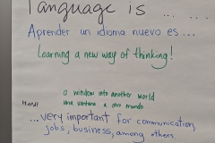 Learning a New Language is.....